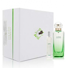 Hermes Un Jardin Sur Le Toil for Women (Rinkinys Moterims) EDT 100ml + 15ml