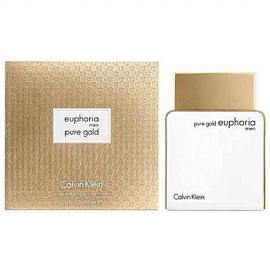 Calvin Klein Pure Gold for Men (Kvepalai Vyrams) EDP 100ml