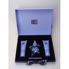 Thierry Mugler Angel for Women (Rinkinys moterims) EDP 25ml + 50ml Body Lotion + 50ml Shower Gel