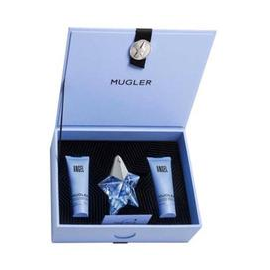 Thierry Mugler Angel for Women (Rinkinys moterims) EDP 25ml + 50ml Body Lotion + 50ml Shower Gel