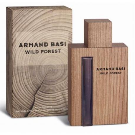 Armand Basi Wild Forest for Men (Kvepalai Vyrams) EDT 100ml
