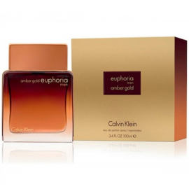 Calvin Klein Amber Gold for Men (Kvepalai Vyrams) EDP 100ml