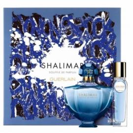 Guerlain Shalimar Souffle de Parfum for Women ( Rinkinys Moterims) EDP 50ml + EDP 15ml