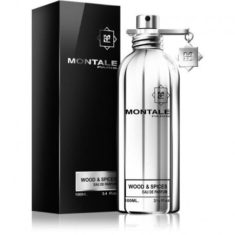 Montale Paris Wood & Spices Unisex (Kvepalai Vyrams ir Moterims) EDP 100ml