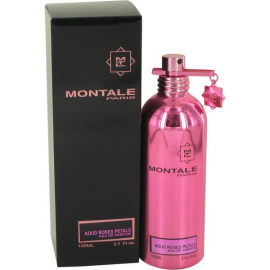 Montale Paris Aoud Roses Petals UNISEX (Kvepalai Vyrams ir Moterims) EDP 100ml