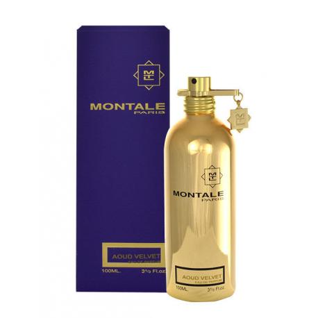 Montale Paris Aoud Velvet UNISEX (Kvepalai Vyrams ir Moterims) EDP 100ml
