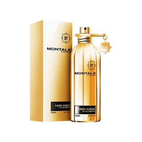 Montale Paris Dark Aoud Unisex (Kvepalai Vyrams ir Moterims) EDP 100ml