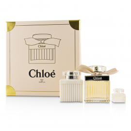 Chloe - Chloe for Women (Rinkinys Moterims) EDP 75ml+100ml Body Lotion+ 5ml EDP