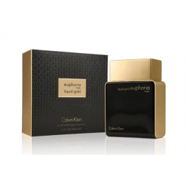 Calvin Klein Euphoria Liquid Gold for Men (Kvepalai Vyrams) EDP 100ml