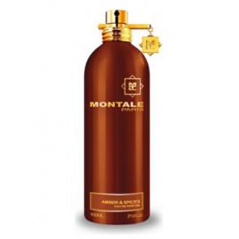 Montale Paris Amber & Spices UNISEX (Kvepalai Vyrams ir Moterims) EDP 100ml (BE PAKUOTĖS)