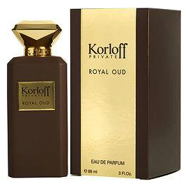 Korloff Royal Oud for Women (Kvepalai Moterims) EDP 88ml