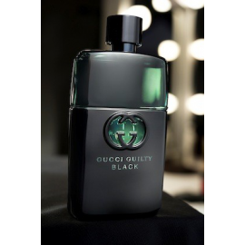 Gucci Guilty Black Pour Homme for Men (Vyrams) EDT 90ml (TESTER)