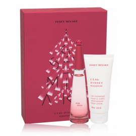 Issey Miyake L'Eau D'Issey Rose & Rose for Women (Rinkinys Moterims) EDP 50ml + 100ml Body Lotion