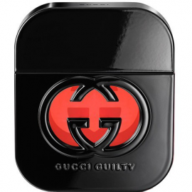 Gucci - Guilty Black  for Women (Moterims) EDT 75ml (TESTER)