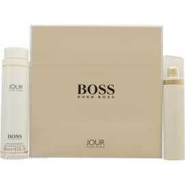Hugo Boss Jour for Women (Rinkinys Moterims) EDP 75ml + 200ml Body Lotion
