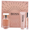 Hugo Boss The Scent for Women (Rinkinys Moterims) EDP 50ml +EDP 7,4ml + 50ml Body Lotion