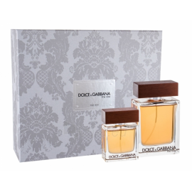 Dolce & Gabbana The One for Men (Rinkinys Vyrams) EDT 100ml + 30ml EDT