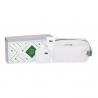 Lacoste Eau de Lacoste L.12.12 Pour Lui Blanc for Men (Rinkinys vyrams) EDT 100ml + 50ml Shower Gel + Cosmetic bag