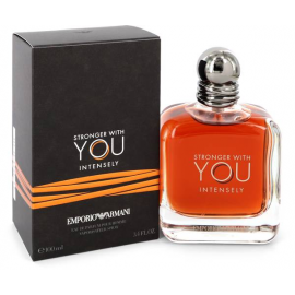 Giorgio Armani Stronger With You Intensely for Men (Kvepalai Vyrams) EDT 100ml