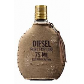 Diesel -Fuel for Life for Men (Kvepalai vyrams) EDT 75ml (TESTER)
