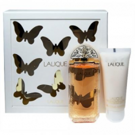 Lalique - Lalique for Woman (Moterims Rinkinys) EDP 100ml + 100ml BLO (kuno pienelis)