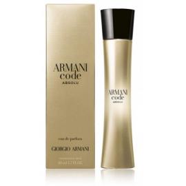 Giorgio Armani Code Absolu for Women (Kvepalai Moterims) EDP