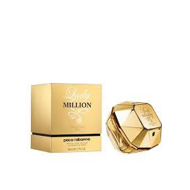 Paco Rabanne - Lady Million Absolutely Perfume for Women (Moterims) EDP 80ml