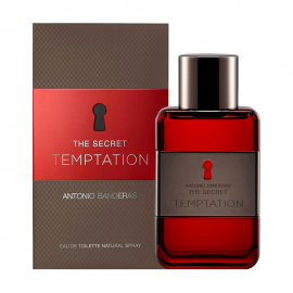 Antonio Banderas The Secret Temptation for Men (Kvepalai Vyrams) EDT 100ml