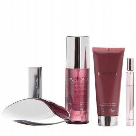 Calvin Klein Euphoria for Women (Rinlinys Moterims) EDP 100ml +100ml Body lotion + 150ml Body Mist + 10ml EDP