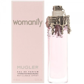 Thierry Mugler Womanity for Woman (Kvepalai Moterims) EDP 80 ml
