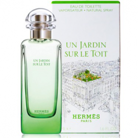 Hermes Un Jardin Sur Le Toit for Woman (Kvepalai moterims) EDT 50ml