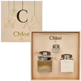 Chloe - Chloe for Women (Rinkinys Moterims) EDP 75ml+100ml Body Lotion+ 5ml EDP