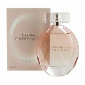 Calvin Klein Sheer Beauty for Women (Kvepalai Moterims) EDT 100ml