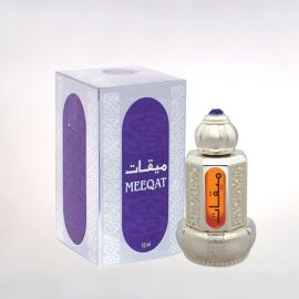 Al Haramain Meeqat Silver Aliejiniai Kvepalai UNISEX (Vyrams ir Moterims) 12ml