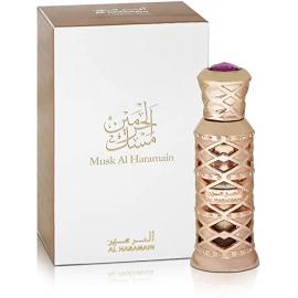 Al Haramain Musk Aliejiniai Kvepalai UNISEX (Vyrams ir Moterims) 12ml