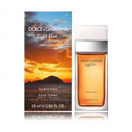 Dolce & Gabbana Light Blue Sunset in Salina for Women (Kvepalai Moterims) EDT