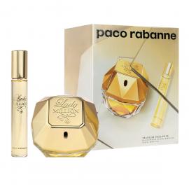 Paco Rabanne Lady Million for Women (Kvepalai moterims) EDP 80ml + 20ml EDP