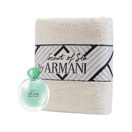 Giorgio Armani Acqua Di Gioia for Women (Rinkinys Moterims) EDP 100ml + Towel