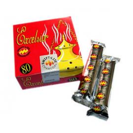Anglis smilkalams Excelsior Charcoal (33mm 80 vnt)