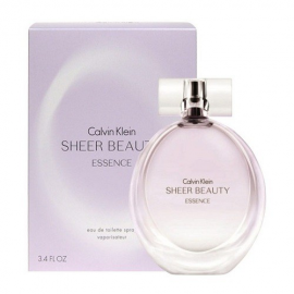 Calvin Klein - Sheer Beauty Essence for Woman (Kvepalai moterims) EDT 100ml