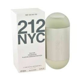 CAROLINA HERRERA 212  for Women (Kvepalai moterims) EDT 100ml (TESTER )