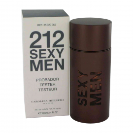 Carolina Herrera 212 Sexy for Men (Kvepalai vyrams) EDT 100ml (TESTER)