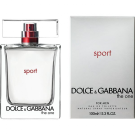 Dolce & Gabbana The One Sport for Men (Kvepalai Vyrams) EDT 100ml