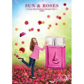 Salvador Dali Sun & Roses for Woman (Kvepalai Moterims) EDT 100ml (TESTER)