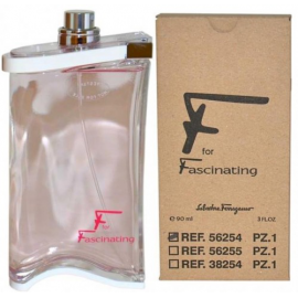 Salvatore Ferragamo F for Fascinating for Women (Kvepalai moterims) EDT 90 ml (TESTER )
