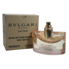 Bvlgari Pour Femme Rose Essentielle  for Women (Kvepalai moterims) EDT 100ml (TESTER)
