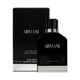 Giorgio Armani Eau De Nuit for Men (Kvepalai Vyrams) EDT 100ml