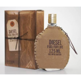Diesel -Fuel for Life for Men (Kvepalai vyrams) EDT 125ml