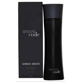 Giorgio Armani Black Code for Men (Kvepalai vyrams) EDT 125 ml