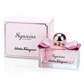 Salvatore Ferragamo Signorina for  Women (Kvepalai Moterims) EDP 100ml